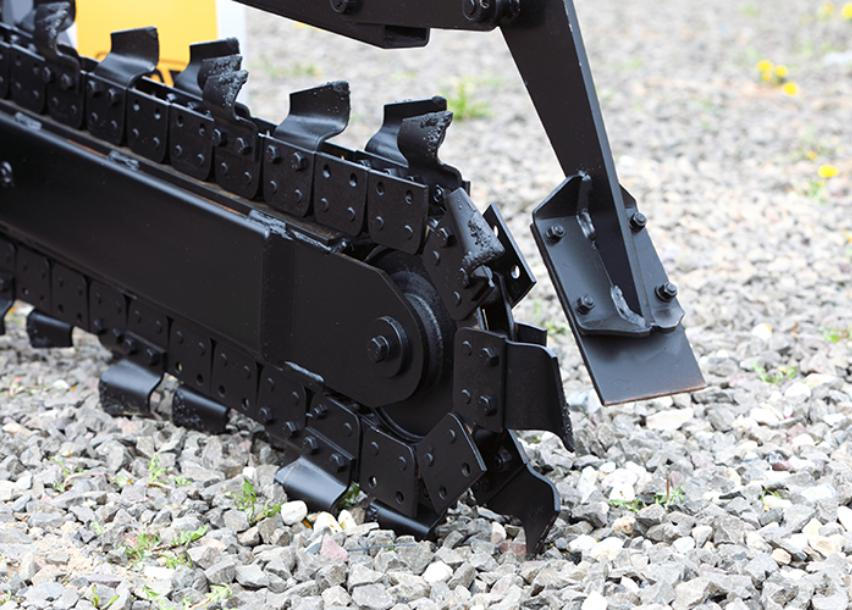 Commercial Hire excavation equipment