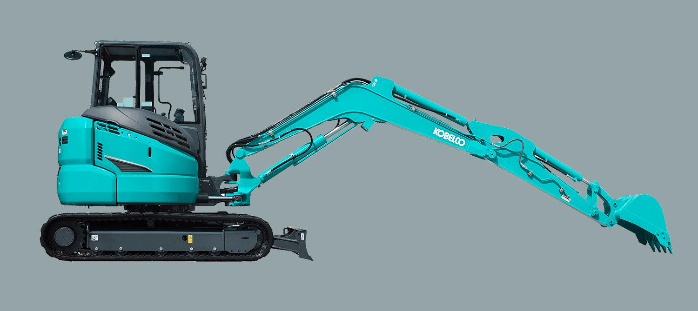 Kobelco SK45SRX-6 5t excavator