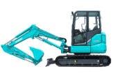 Thumbnail of http://Kobelco%20SK45SRX-6%205t%20excavating%20equipment
