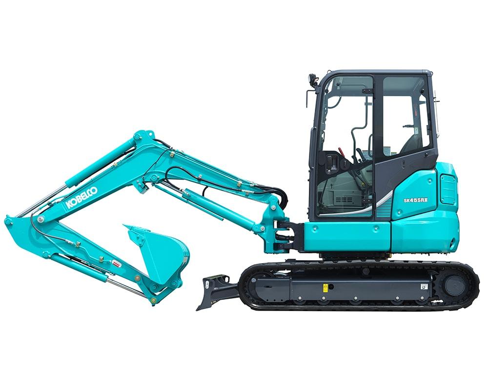 Kobelco SK45SRX-6 5t excavating equipment