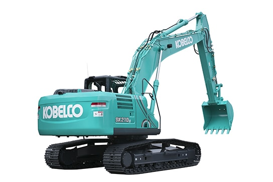 Kobelco SK210-LC10 21t excavating equipment