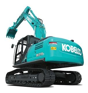 Kobelco SK210-LC10 21t mini excavator