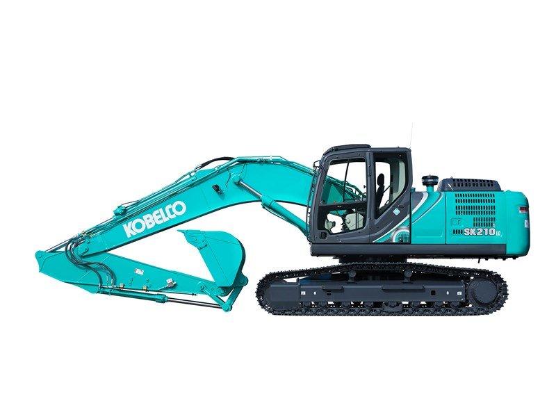 Kobelco SK210-LC10 21t excavator