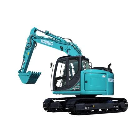 Kobelco SK135SR-5, 13.5t excavating equipment