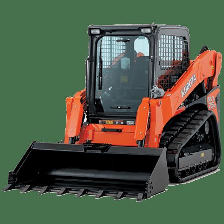 Kubota SVL75-2 4.5t excavator