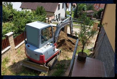 diy equipment for excavation
